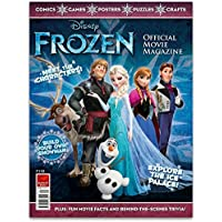 1-Year (6 Issues) of Disney Frozen Magazine Subscription