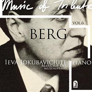 Ieva Jokubaviciute Music Of Tribute-berg Vol 6 by Labor Records
