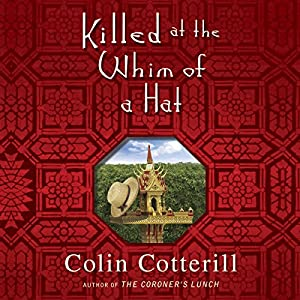 Killed at the Whim of a Hat Audiobook