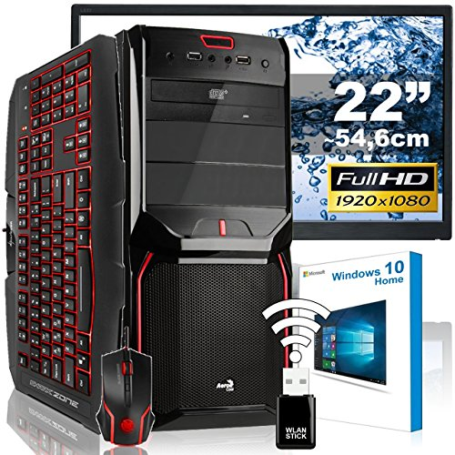 AGANDO-High-End-Gaming-PC-Komplettpaket