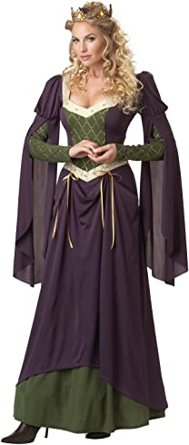 California Costumes Women's Lady In Waiting Adult
