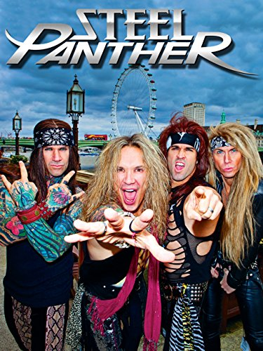 Steel Panther: The UK Invasion (British Invasion Steel Panther compare prices)