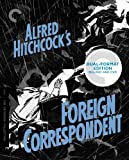 Criterion Collection: Foreign Correspondent [Blu-ray]