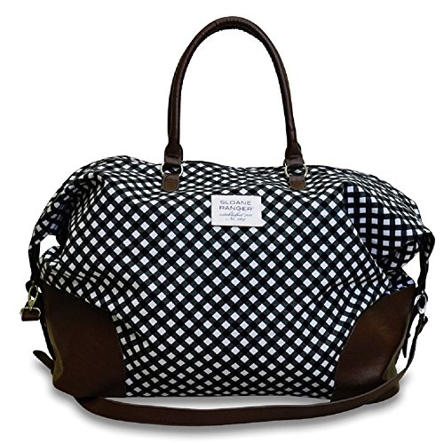sloane-ranger-canvas-gingham-weekender-travel-bag-srw147