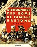 echange, troc Albert Deshayes - Dictionnaire des noms de famille bretons