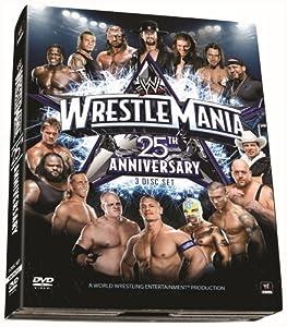 WWE: Wrestlemania XXV - 25th Anniversary [Import]