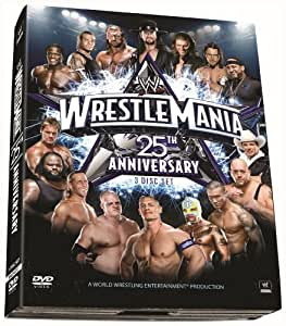 WWE: Wrestlemania XXV - 25th Anniversary [Import]