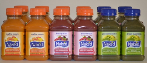 Variety 12 pack of Naked juice smoothies?! YES! YES! YES