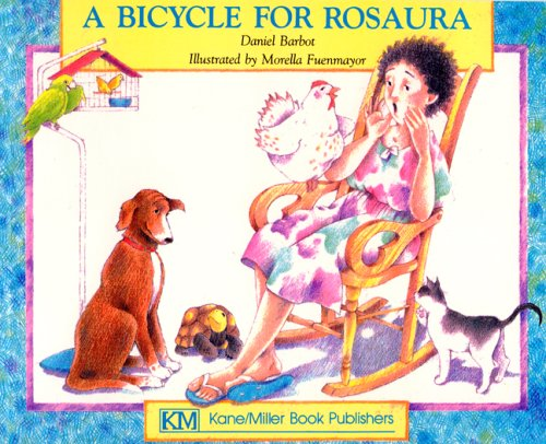 A Bicycle for Rosaura, DANIEL BARBOT