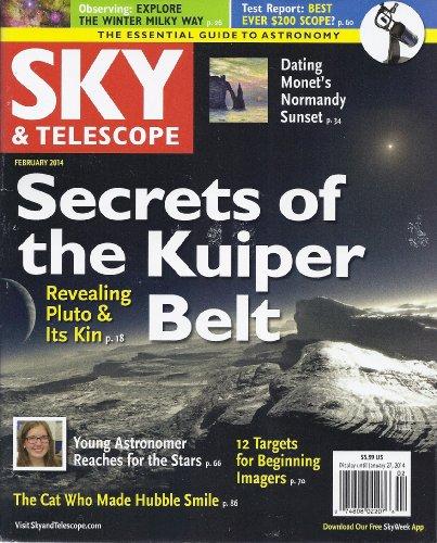 Sky & Telescope (February 2014)