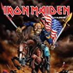 Iron Maiden 2013 Faces Square Wall