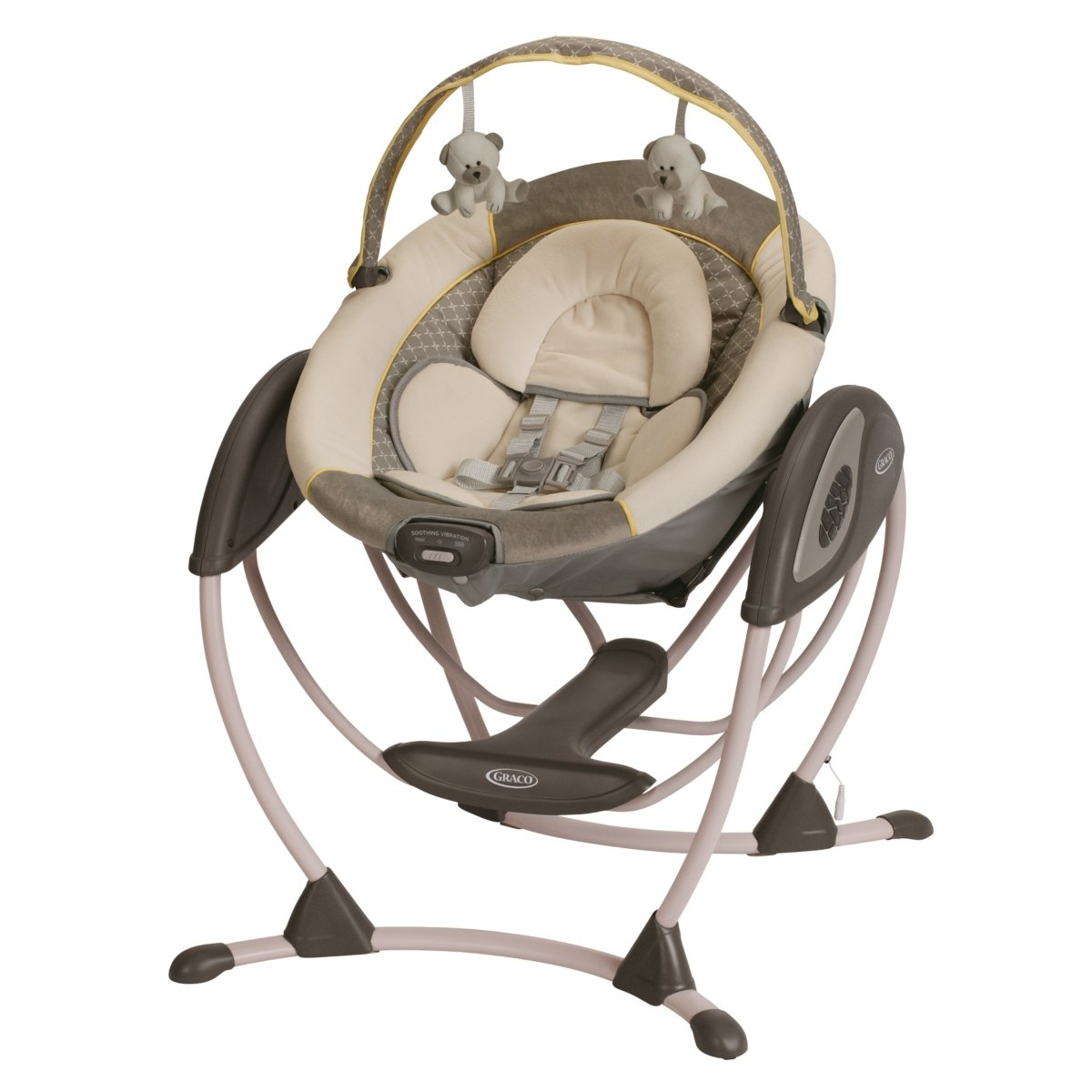 Graco 2 In 1 Glider Premiere Swing Baby Gear And Accessories