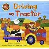 Driving My Tractor PB w CDEX (Book & Enhanced CD)
