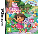 Dora's Big Birthday Adventure (Nintendo DS)