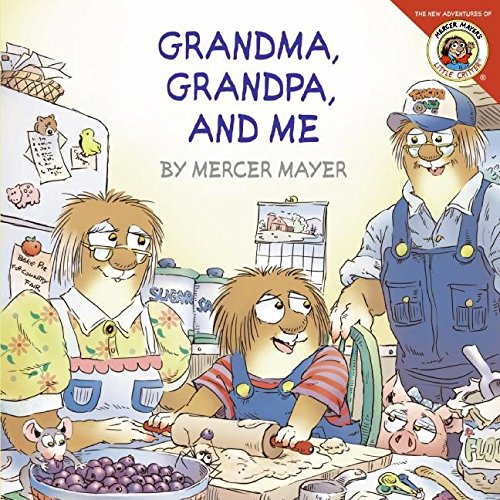 Little Critter: Grandma, Grandpa, and Me (Festivals Family And Food compare prices)