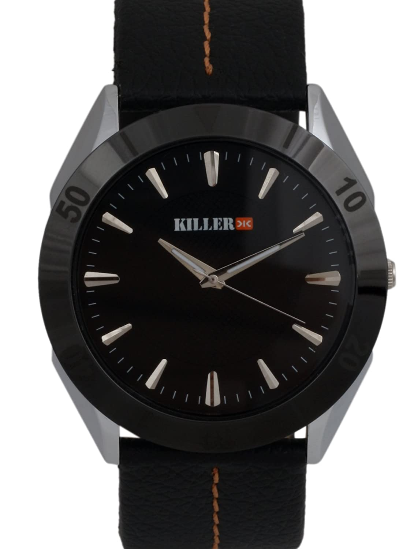 Killer Black Dial Men's Watch