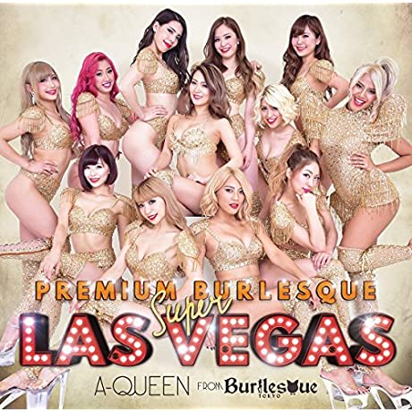PREMIUM BURLESQUE SUPER LASVEGAS (CD+DVD)