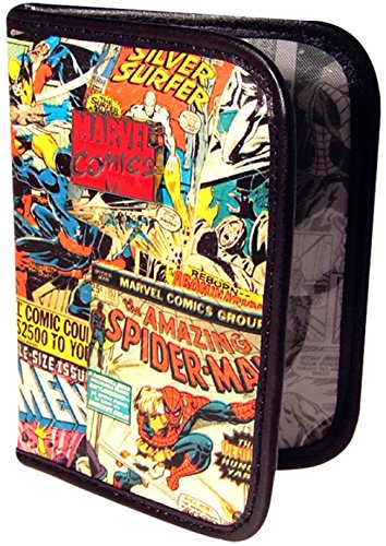 Import-AnglaisMarvel-Comics-Retro-Passport-Cover