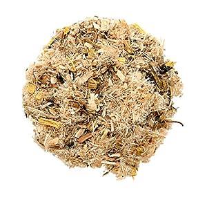 Organic Licorice Slippery Elm Tea - 8oz - For Sore Throat & Digestive Discomfort - Loose Leaf - Nature's Tea Leaf