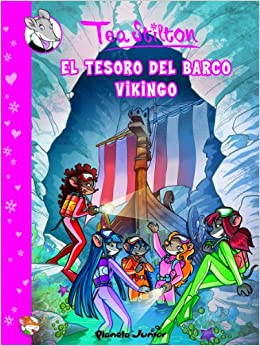 El tesoro del barco Vikingo 3 (Spanish) Hardcover – January 1, 2011