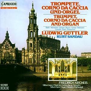 Trompete, Corno da Caccia und Orgel