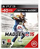 Madden NFL 15 (Ultimate Edition) - PlayStation 3