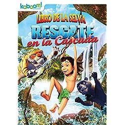 The Jungle Book: Waterfall Rescue en Espanol