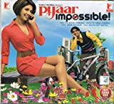 Original Bollywood Soundtrack Pyaar Impossible (2009) Plus Free Muisc Dvd Inside