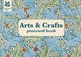 img - for Arts & Crafts Postcard Book book / textbook / text book