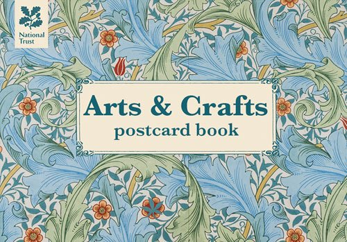 arts-crafts-postcard-book-postcard-books