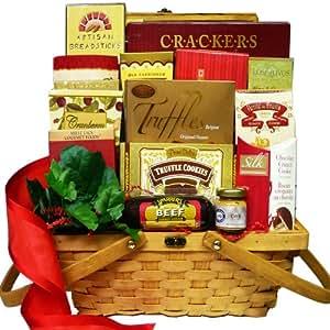 Art of Appreciation Gift Baskets Bounty of Flavor Gourmet Food Picnic Hamper