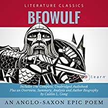 Beowulf: An Anglo-Saxon Epic Poem Audiobook by Caitlin L. Gong - translator Narrated by Terry Rose