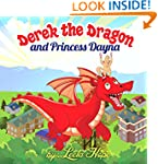 Childrens Book:Derek the Dragon and p...