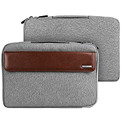 Surface Pro 4 Case, ESR Brilliant Series Sleeve Cushion Case Carrying Case Handbag for 12 inch Surface Pro 4 / Surface Pro 3 Tablet (Elegant Brown)