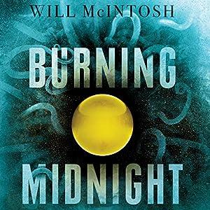 Burning Midnight Audiobook