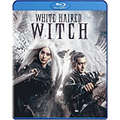 WHITE HAIRED WITCH debuts on Blu-ray, DVD and Digital March 10th from Well Go USA