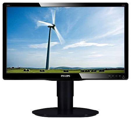 "Philips 200S4LMB/00 Ecran PC LED 19,5"" (49,53 cm) 1600x900 5 ms DVI/VGA"