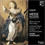 Mozart - Messe en ut mineur / Oelze · Larmore · Weir · Kooy · La Chapelle Royale · Collegium Vocale · Orchestre des Champs Élysées · Herreweghe
