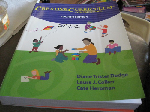 the creative curriculum for preschool 4th edition pdf