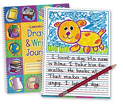Draw & Write Children's Journal from Lakeshore Learning - 1