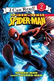 Spider-Man: Spider-Man versus Hydro-Man (I Can Read - Level 2 (Quality))