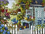 Fresh From The Garden by Nancy Wernersbach2 Tile Mural for Kitchen Backsplash Bathroom Wall Tile Mural