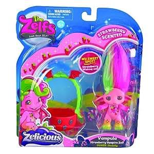 Amazon.com: The Zelfs Medium Scented Zelf Doll Series 3: Toys & Games