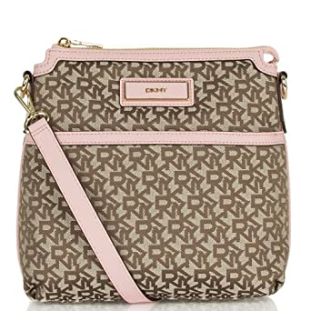 Pink Dkny Shoulder Bag 39