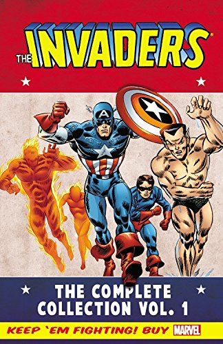 Invaders Classic: The Complete Collection Volume 1 (The Invaders Marvel compare prices)