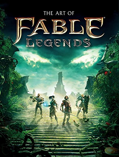 The Art of Fable Legends, by Martin Robinson