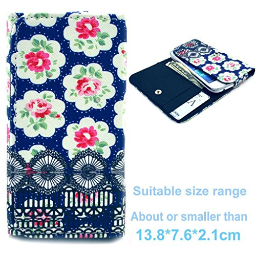 (3#G) Portemonnaie PU-Leder Multipurpose