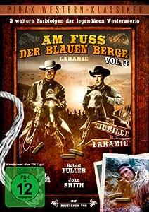 Am Fuß der blauen Berge - Vol. 3 (Laramie) - Weitere 3 Folgen der Kultserie (Pidax Western-Klassiker)