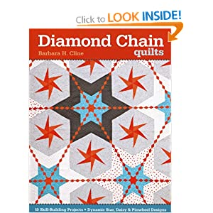 http://www.amazon.ca/Diamond-Chain-Quilts-Skill-Building-Projects/dp/1607057530/ref=tmm_pap_title_0?ie=UTF8&qid=1388410337&sr=8-1
