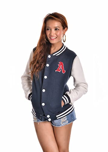 cheap varsity jackets for women